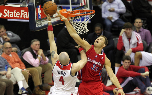 Polish Hammered: Gortat Among Most-Blocked Players in the NBA